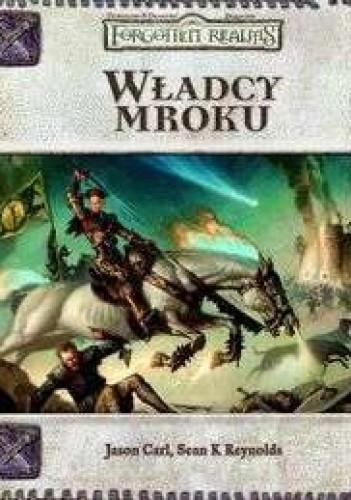 Okładka książki Władcy Mroku