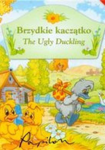 Okładka książki Brzydkie kaczątko. The Ugly Duckling