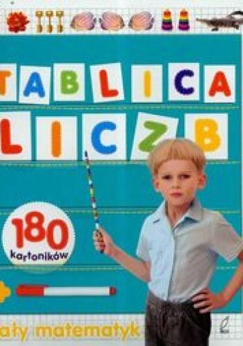 Okładka książki Tablica liczb Mały matematyk
