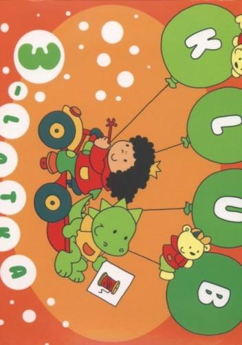 Okładka książki Klub 3-latka