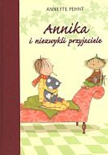 Okładka książki Annika i niezwykli przyjaciele