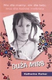 Okładka książki Duża Miss