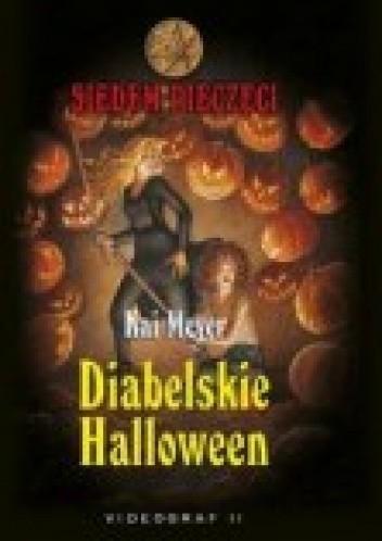 Okładka książki Diabelskie Halloween