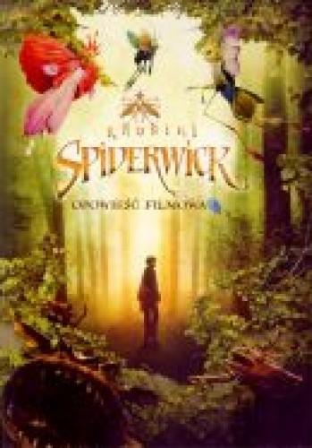 Okładka książki Kroniki Spiderwick. Opowieść filmowa
