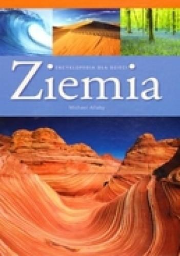 Okładka książki Encyklopedia dla dzieci-ziemia