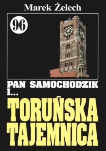 Okładka książki Pan Samochodzik i toruńska tajemnica