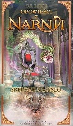 Okładka książki Srebrne krzesło