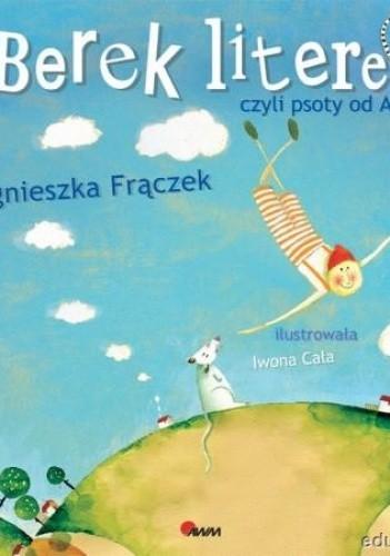 Okładka książki Berek literek czyli psoty od A do z