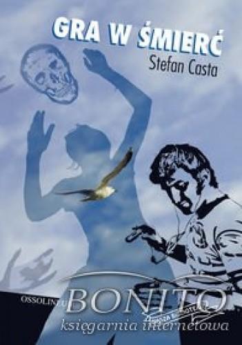 Okładka książki Gra w śmierć