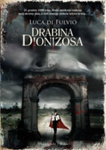 Okładka książki Drabina Dionizosa