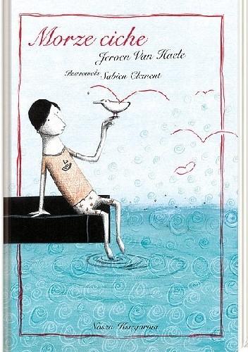 Okładka książki Morze Ciche