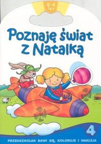 Okładka książki Poznaję świat z Natalką 4