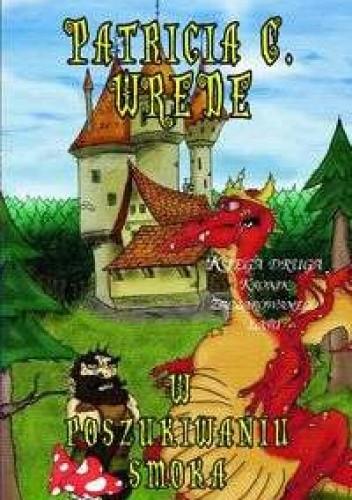 Okładka książki W poszukiwaniu smoka