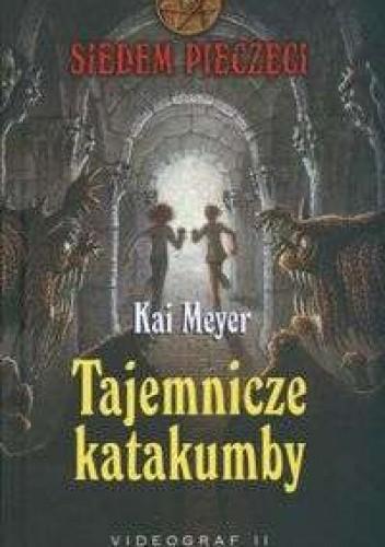 Okładka książki Tajemnicze katakumby