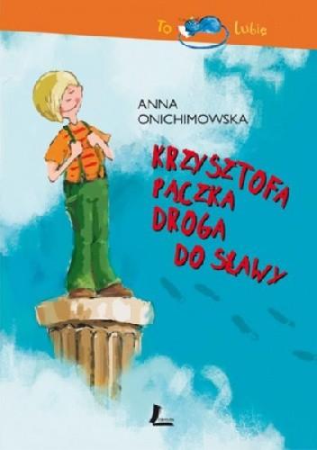 Okładka książki Krzysztofa Pączka droga do sławy