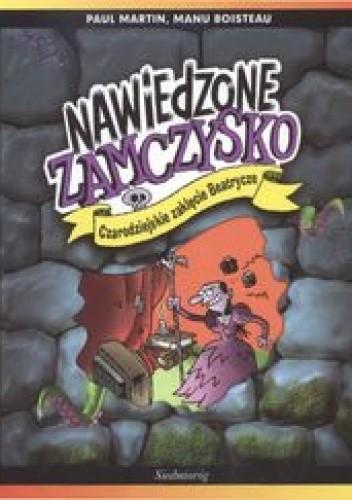 Okładka książki Czarodziejskie zaklęcie Beatrycze