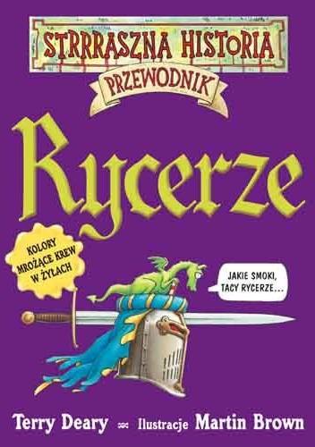Okładka książki Rycerze - przewodnik