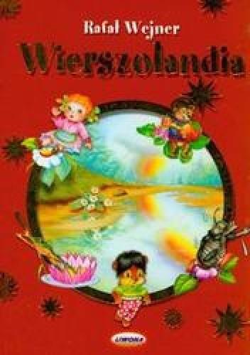 Okładka książki Wierszolandia