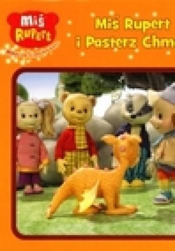 Okładka książki Magiczne przygody Misia Ruperta. Miś Rupert i Pasterz Chmur