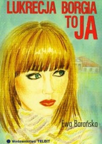 Okładka książki Lukrecja Borgia to ja