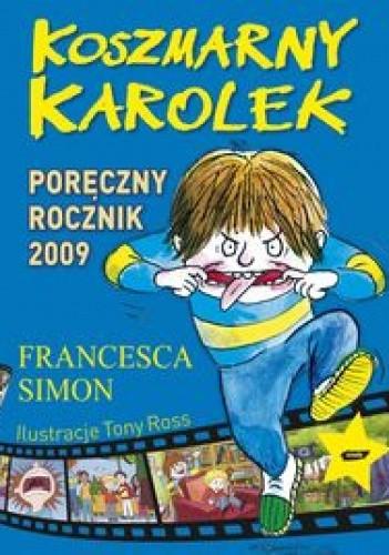 Okładka książki Koszmarny Karolek. Poręczny Rocznik 2009