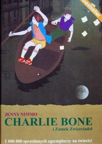 Okładka książki Charlie Bone i Zamek Zwierciadeł