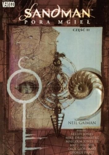 Okładka książki Sandman: Pora mgieł, cz.2