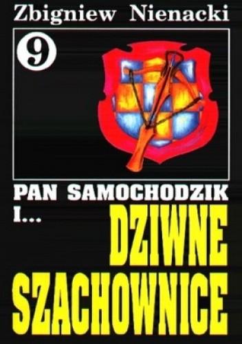 Okładka książki Pan Samochodzik i dziwne szachownice