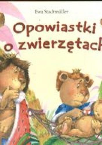 Okładka książki Opowiastki o zwierzętach