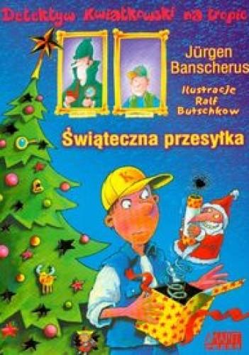 Okładka książki Świąteczna przesyłka