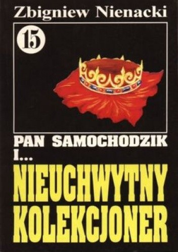 Okładka książki Pan Samochodzik i nieuchwytny kolekcjoner