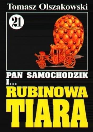Okładka książki Pan Samochodzik i rubinowa tiara