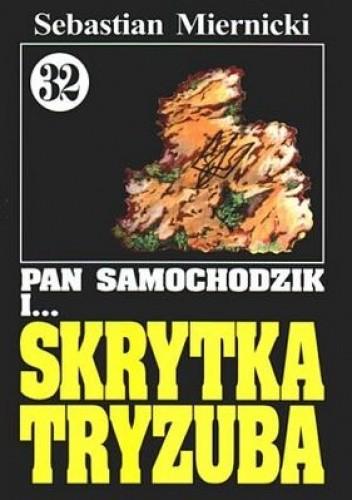 Okładka książki Pan Samochodzik i skrytka Tryzuba