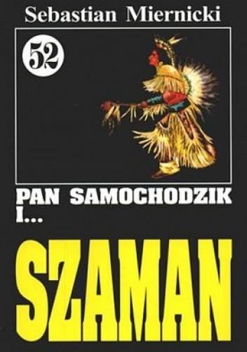 Okładka książki Pan Samochodzik i Szaman