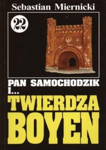 Okładka książki Pan Samochodzik i Twierdza Boyen