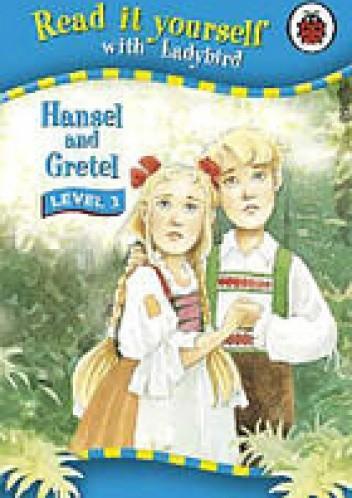 Okładka książki Read it Yourself: Hansel and Gretel