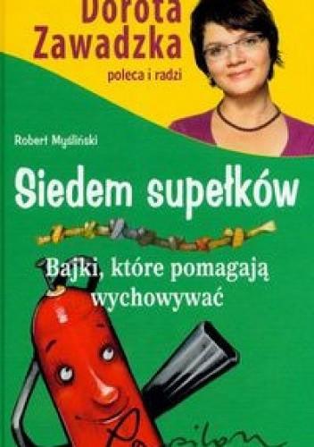Okładka książki Siedem supełków. Bajki, które pomagają wychowywać