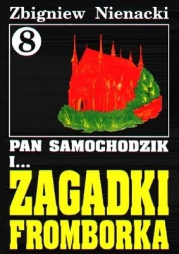 Okładka książki Pan Samochodzik i zagadki Fromborka