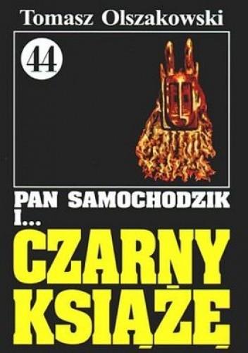Okładka książki Pan Samochodzik i Czarny Książę