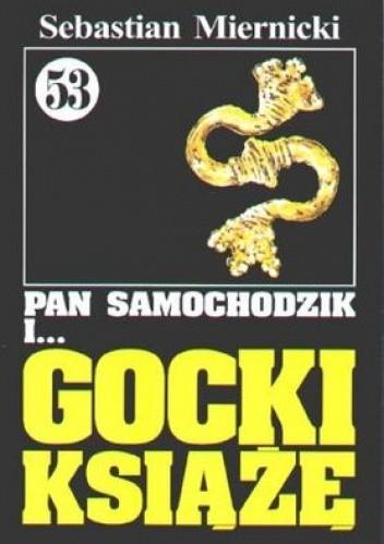 Okładka książki Pan Samochodzik i Gocki Książę