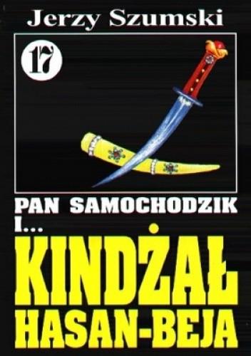 Okładka książki Pan Samochodzik i kindżał Hasan-Beja