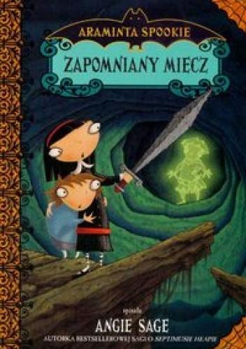 Okładka książki Zapomniany miecz