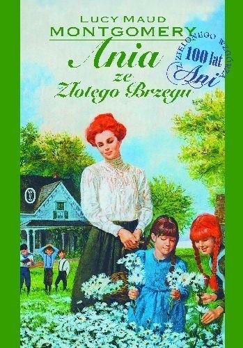 Okładka książki Ania ze Złotego Brzegu