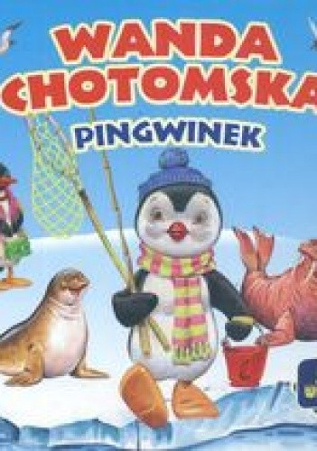 Okładka książki Pingwinek