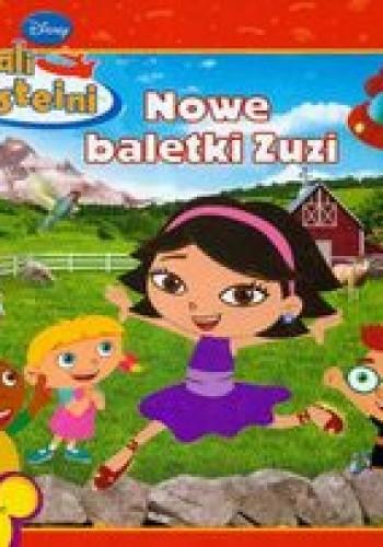 Okładka książki Nowe buciki Zuzi /Mali einsteini