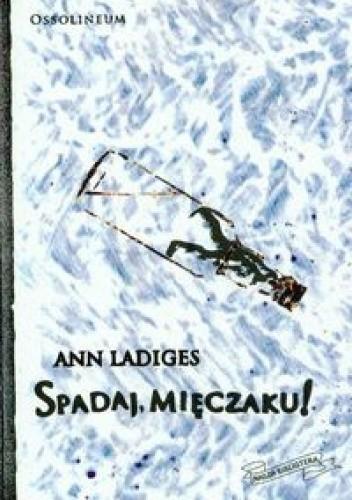 Okładka książki Spadaj, mięczaku!