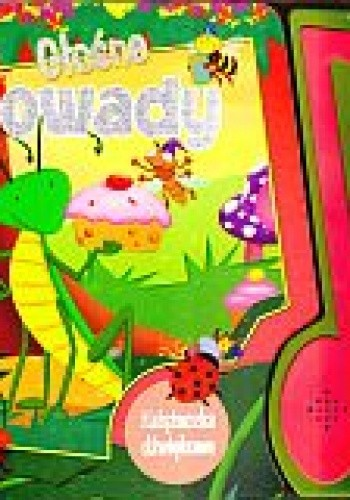 Okładka książki Głośne owady książeczka dźwiękowa