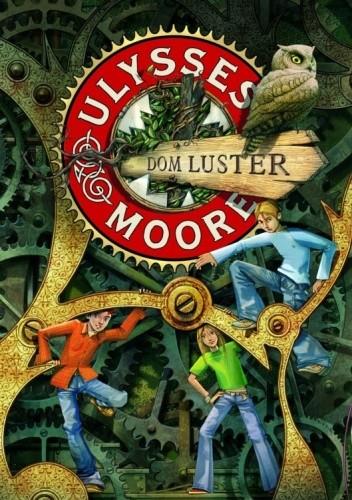 Okładka książki Dom Luster