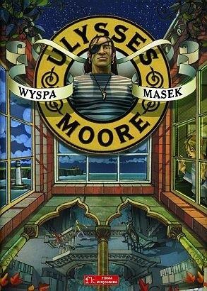 Okładka książki Wyspa Masek