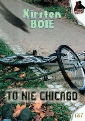 Okładka książki To nie Chicago
